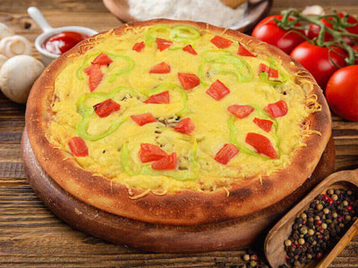 Serres Delivery Mamma`s Pizza Light