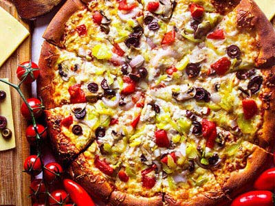 Serres Delivery Mamma`s Pizza Ελληνική