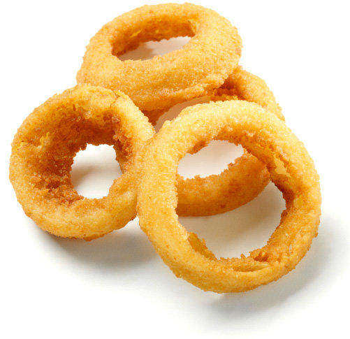 Serres Delivery Masiseto Μερίδα με Onion Rings